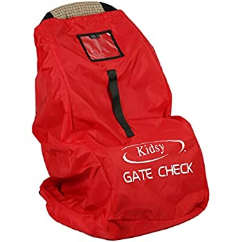 Car Seat Travel Bag HEAVY DUTY Gate Check For Air Carry Your Childs