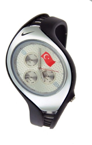 Nike Triax Swift 3I Turkey Club Team 3 Dials Watch Model