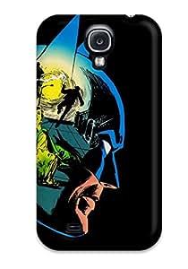 High Grade ZippyDoritEduard Flexible Tpu Case For Galaxy S4 - Batman Reminiscing
