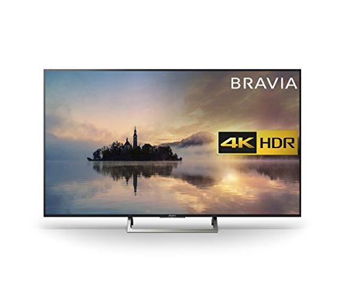 Sony Bravia KD43XE7093BU 43' 4K HDR Smart TV (2017 exclusive model) - Black...