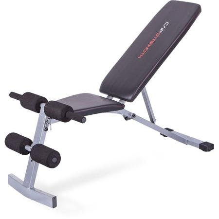 CAP Strength FID Bench Ideal for Dumbbell and Abdominal Exercises