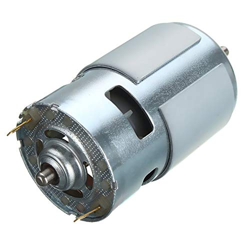 775 DC 12V-24V 3500-9000RPM Motor Ball Bearing Large Torque High Power Low Noise DC Motor for Electrical Tools