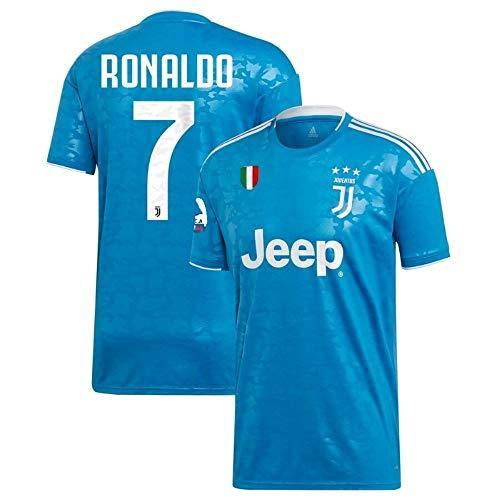 Fc Kits Juventus 2019 2020 Ronaldo 7 Third Away Jersey Men S