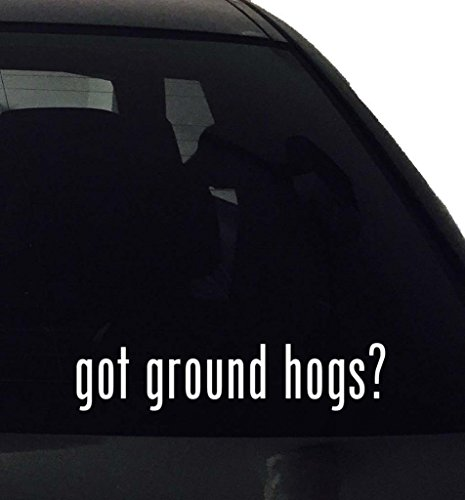 Groundhog Stickers - 8