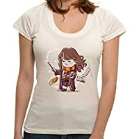 Camiseta Cute Wizard Girl - Feminina