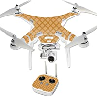 MightySkins Protective Vinyl Skin Decal for DJI Phantom 3 Professional Quadcopter Drone wrap cover sticker skins Waffle Sole