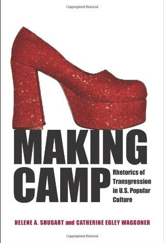Making Camp: Rhetorics of Transgression in  U.S. Popular Culture (Albma Rhetoric Cult & Soc Crit)
