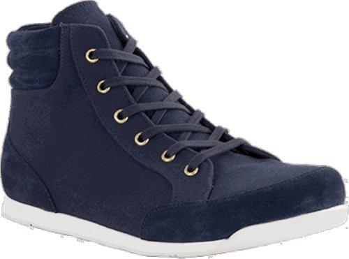 Footprints - Botas para mujer, color azul, talla 39.5
