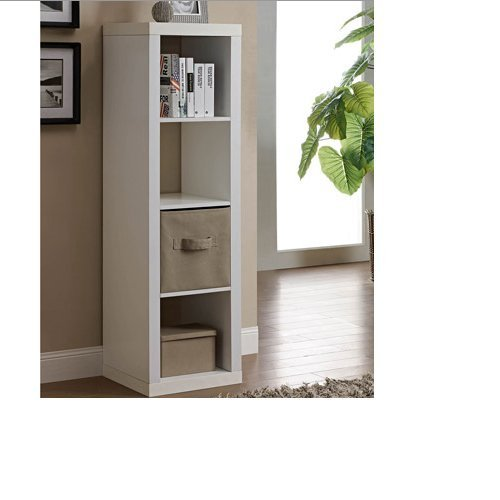 Better Homes And Gardens 4 Cube Organizer Storage Bookcase