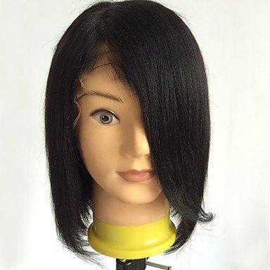 Peluca frente de encaje Pelucas cortas de la peluca corta de la sacudida pelucas cortas brasil
