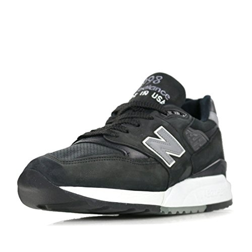 New Balance 998 M998DPHO Made in USA Sneaker LTD schwarz/grau Black/Grey