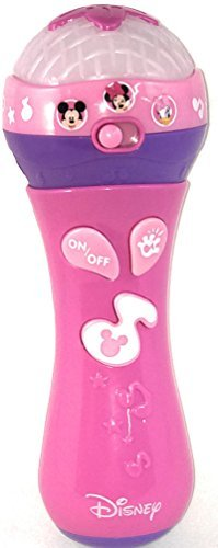Disney Minnie Mouse My First Microphone