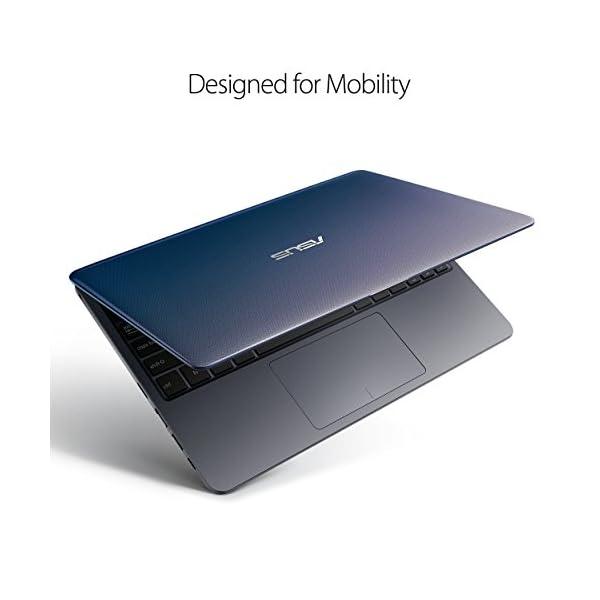 ASUS VivoBook L203MA Ultra-Thin Laptop, Intel Celeron N4000 Processor, 4GB RAM, 64GB eMMC Storage, 11.6†HD… 2
