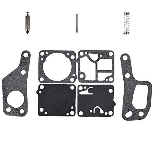 (WFLNHB New Carb Kit for Zama M1M7 RB19 McCulloch Chain Saw Mini Mac 110 120 130 140)