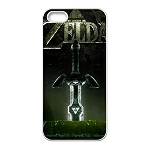 The Legend of Zelda iPhone 4 4s Cell Phone Case White Zgwmv