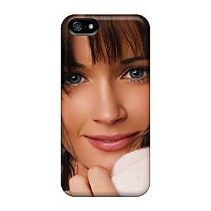 Anti-scratch And Shatterproof Alexis Bledelamerican Actress Phone Case For Iphone 5/5s/ High Quality Tpu Case hjbrhga1544