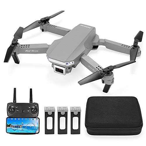 Behorse RC Drone with 1080P HD Camera for Beginners & Adults, Foldable RC Quadcopter with FPV Live Video,One Key Take…