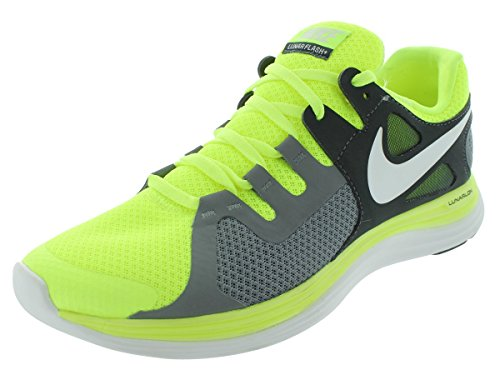 Nike Mens Lunarflash+ Running Shoe Volt/Smmt Wite/Anthrct/Cl Gry auG9VCis