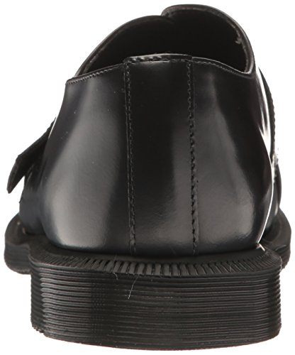 Dr.Martens Womens Eliza Leather Shoes Black