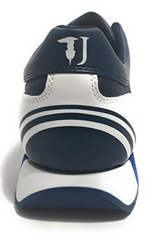 Rosso Grigio Casual Uomo Scarpa E Sportiva Jeans Trussardi Sneakers 77s508 Blu n4xpwUqO7F