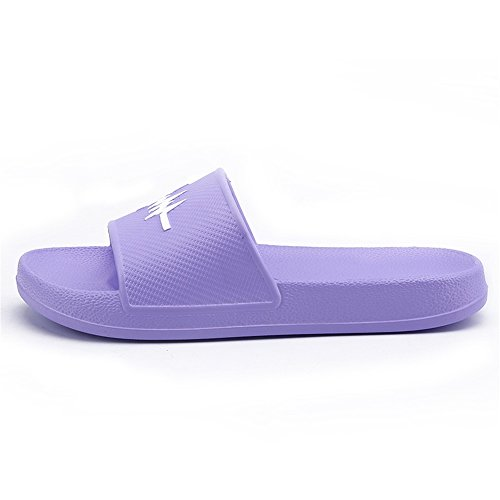 donna PVC Scarpe uomo 39 Purple e Indoor da Jiuyue da shoes Color Dimensione da EU uomo Sandali Purple BqpcX1
