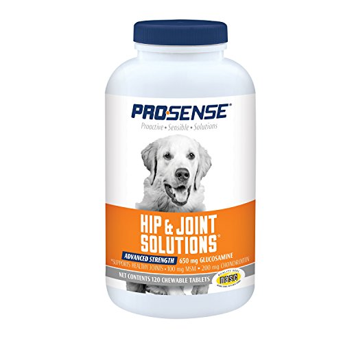ProSense Advanced Strength for Dogs Glucosamine Chew Tablets 120 ct (Tablets Dog 120)