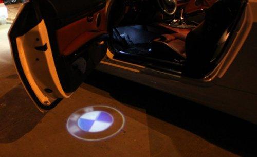 Sunsbell Night Vision Bmw Car Logo Door Projection Led