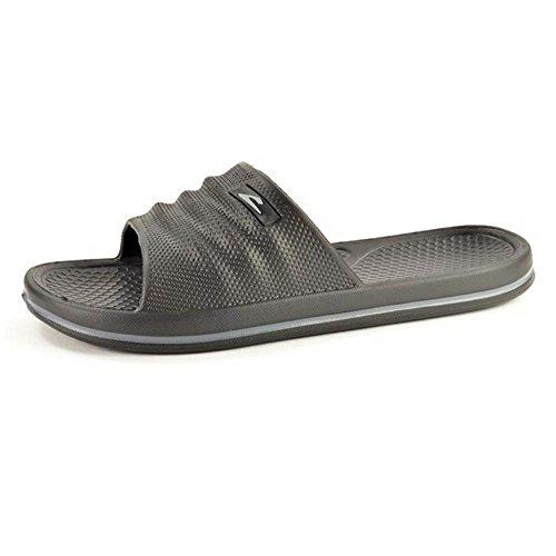 Footprintspadstow Homme Footprintspadstow Mules Mules Noir vwvUrH