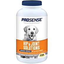 Pro Sense Advanced Strength for Dogs Glucosamine Chew Tablets 120 ct
