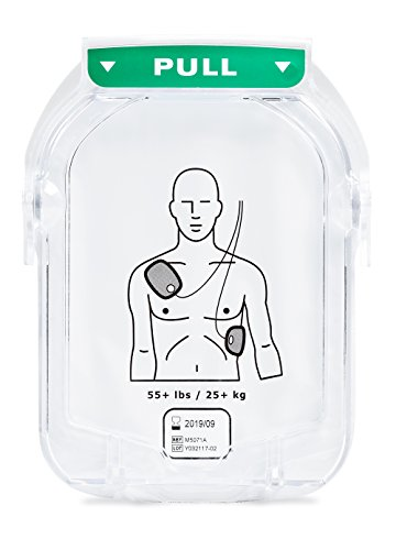 Pads Defib (Philips HeartStart M5071A Adult Pads Cartridge)