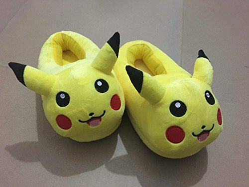 ASG Soft Pikachu Slippers 28cm long