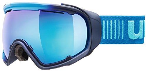 UVEX jakk Sphere Lunettes de ski Ice-Navy Mat