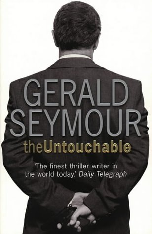 Book cover for The Untouchable