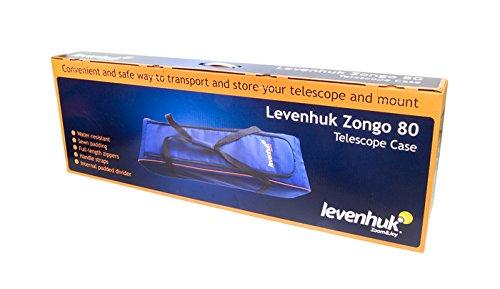 Levenhuk Zongo 80 Telescope Case; Large Blue