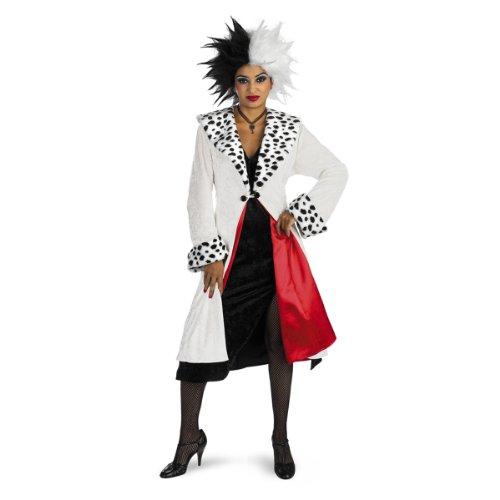 Disney's Cruella D'Evil Adult Costume for $<!--$59.62-->