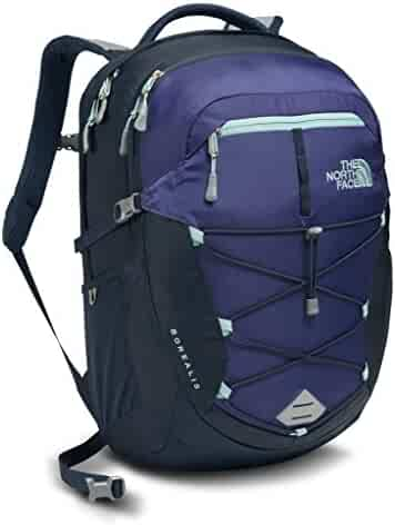 The North Face Women's Borealis Backpack - Bright Navy/Urban Navy Heather - One Size
