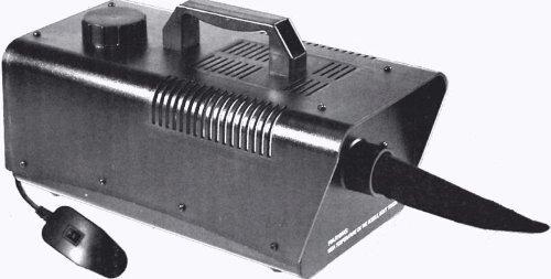 Visual Effects V980 VEI Mini Snow Blower Generating Machine