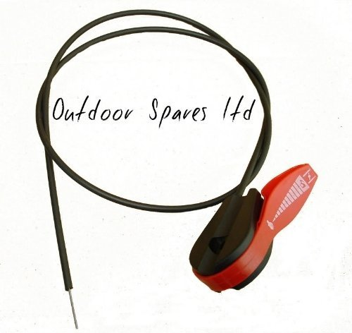 Lawnmower Throttle Cable Suitable for Most mowers 60