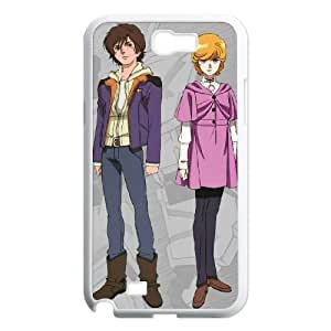 mobile suit gundam Samsung Galaxy N2 7100 Cell Phone Case White Phone cover P536899