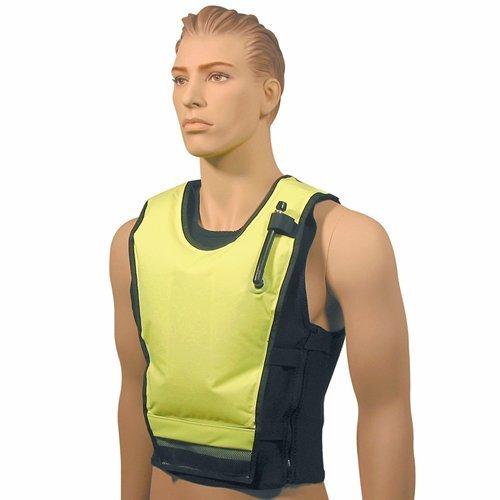 Scubapro Cruiser Snorkeling Vest, Black/Yellow - Medium by Scubapro