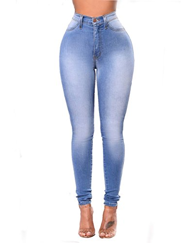 Denim Fashion Womens Jeans - 5