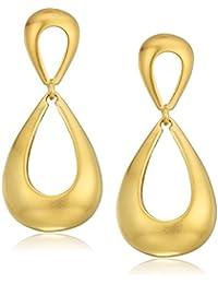 Trina Turk Swirl Drop Earrings
