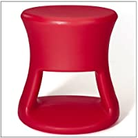Tiki Stool by Offi & Co., finish = Red