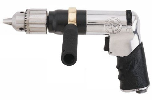 (Chicago Pneumatic CP789HR 1/2-Inch Super Duty Reversible Air Drill by Chicago Pneumatic)