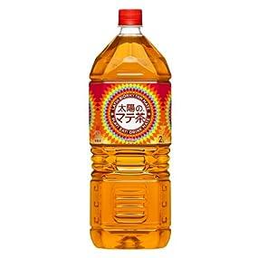[2CS] コカ・コーラ 太陽のマテ茶 (2.0L×6本)×2箱