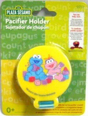 Pacifier Sesame Holder Baby S9311