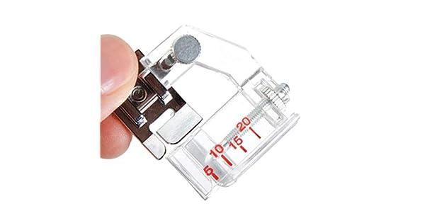 Amazon.com: Berryhot Adjustable Tap Bias Binder Foot for All ...