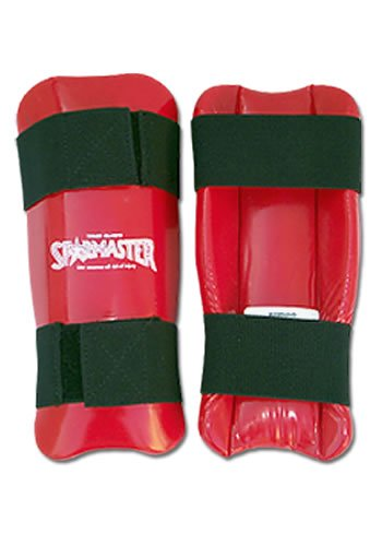 Guards - Shin Guard - Sparmaster Shin Guard (Red) L