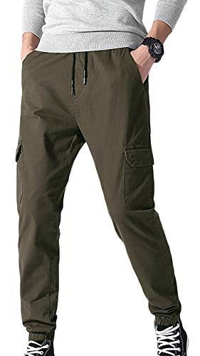 Fit Traspiranti Softshell Impermeabili Uomo Pantaloni Funzionali Outdoor Impermeabile Slim Casual Lavoro 5all E Antivento Caccia Da 6xfXwnwzqR