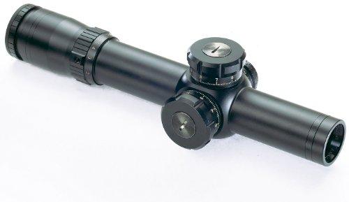 Bushnell Tactical Elite SMRS 1-8.5x 24mm Illuminated BTR-2 FFP Reticle Riflescope, Black Matte